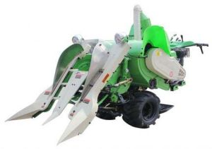 Мини-комбайн для уборки риса и пшеницы LM4-0.3L