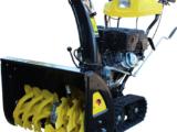 Снегоуборщик гусеничный Huter SGC 8100C с электростартером
