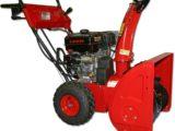 Снегоуборщик DDE ST8062BS