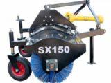 Щетка подметальная навесная SX-150